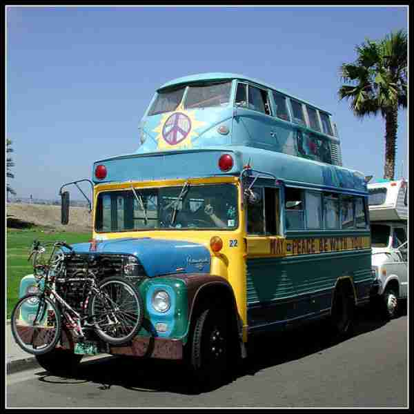 Two Busses in One
