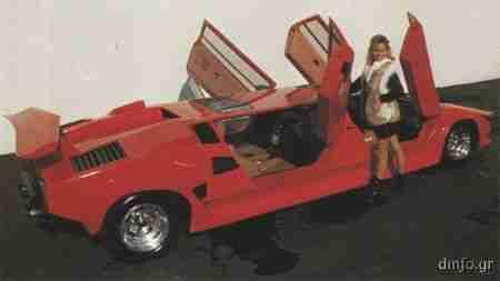 Λιμουζίνα Lamborghini