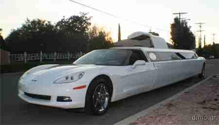 Λιμουζίνα Chevrolet Corvette