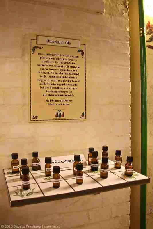 Μουσείο Μπαχαρικών