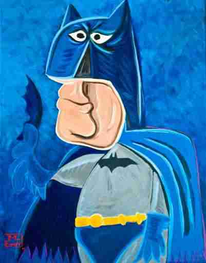 batman-picasso