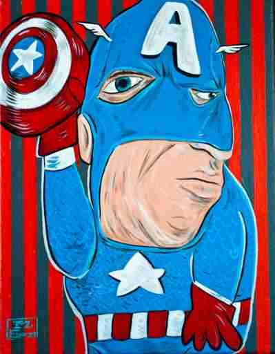 captain-america-picasso-drawing