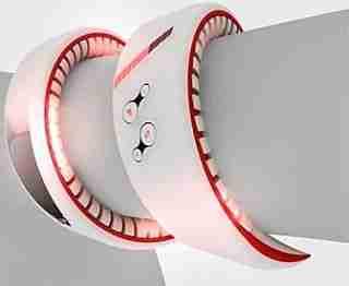 BenQ-Siemens Snake concept
