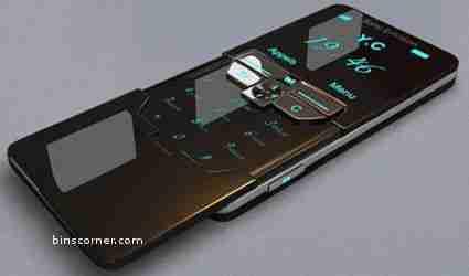 Sony Ericsson Concept phone-II