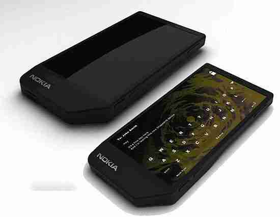 NOKIA SCREEN CHANGE CONCEPT