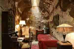 Το κελί του Al Capone, Φιλαδέλφεια