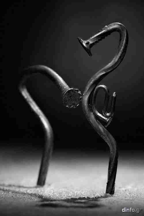 Τέχνη με καρφιά
