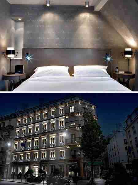 Παράξενα ξενοδοχεία