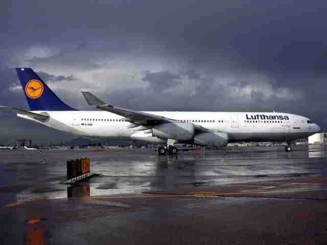 Η «δουλειά της Lufthansa»