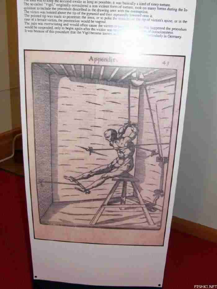 Ένα τρομακτικό μουσείο στη Ρωσία