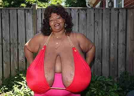 World's Largest Natural Breasts