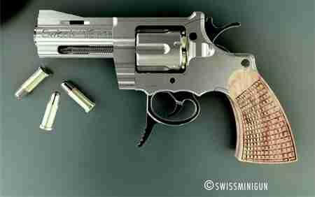 Το μικρότερο όπλο στον κόσμο