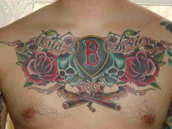 Britain Mafia Tattoos