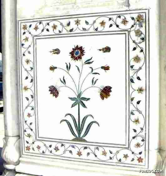 Ταζ Μαχάλ:Ένα μνημείο αγάπης