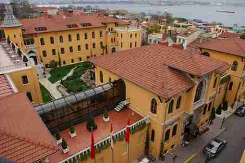 Sultanahmet Jail, Κωνσταντινούπολη - Τουρκία