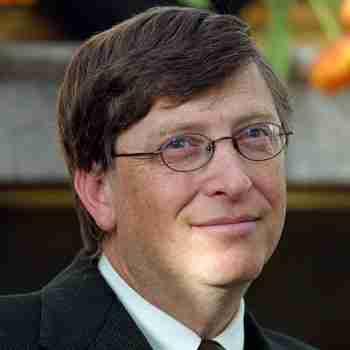Bill Gates - IQ 160
