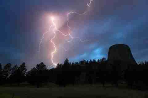 Ο πύργος του διαβόλου