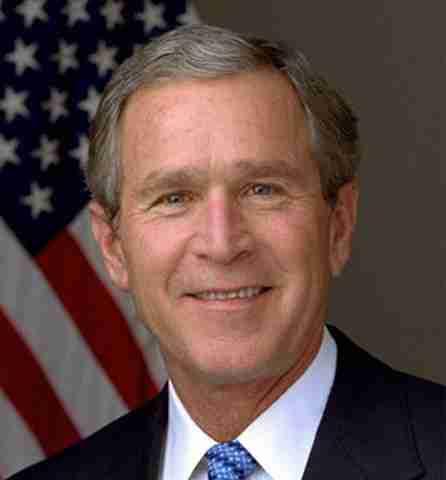 George W. Bush - IQ 125