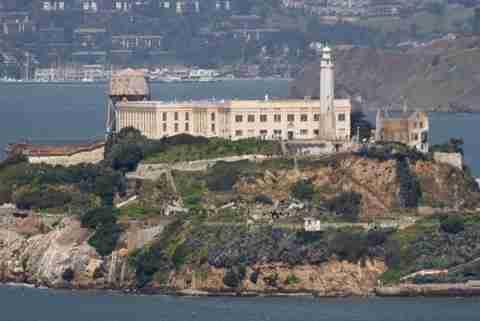 Alcatraz,  Καλιφόρνια -  Ηνωμένες Πολιτείες Αμερικής