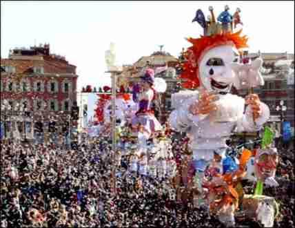 Καρναβάλια στον κόσμο