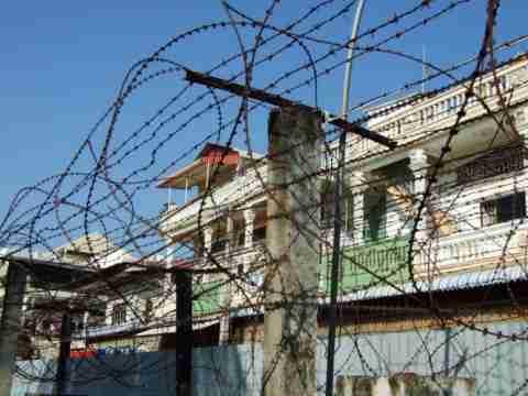Tuol Sleng Genocide Prison, Καμπότζη