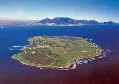 Robben Island, Νότια Αφρική
