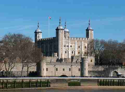 Tower of London,  Λονδίνο - Αγγλία