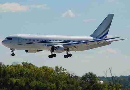 Mark Cuban - Boeing 767-277