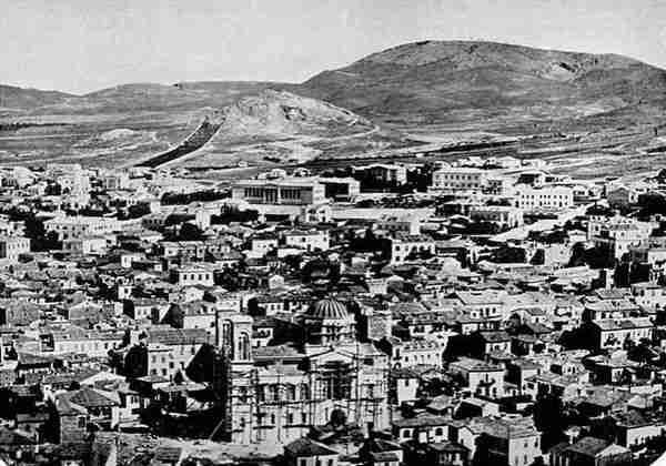 Αθήνα 1870