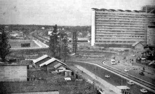 Τζακάρτα 1955