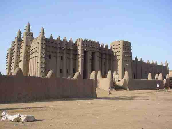 Great Mosque, Djenne, Mali