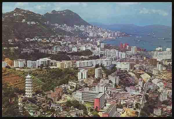 Χονγκ Κονγκ 1970
