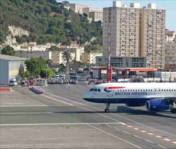 Ίσως το πιο παράξενο αεροδρόμιο
