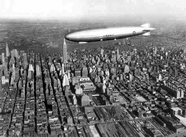 Νέα Υόρκη 1931