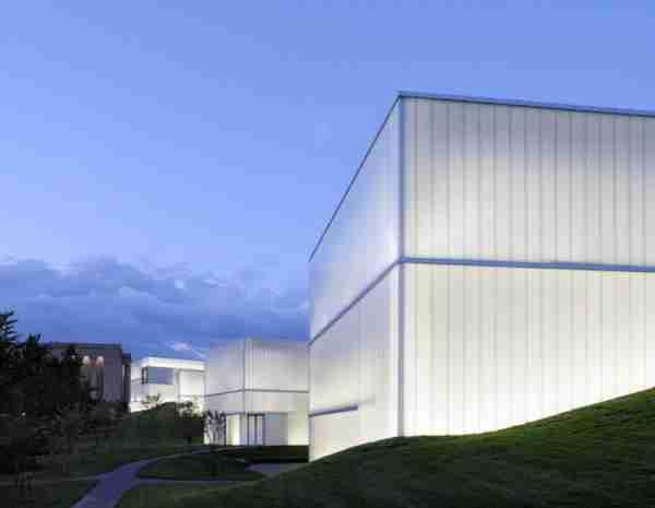 Nelson-Atkins Museum's Bloch Building, Kansas City, MO