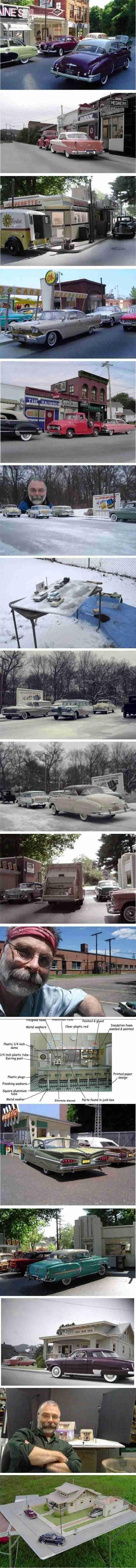 Παλιά αυτοκίνητα; Ή μήπως όχι;