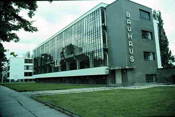 The Bauhaus, Dessau, Germany