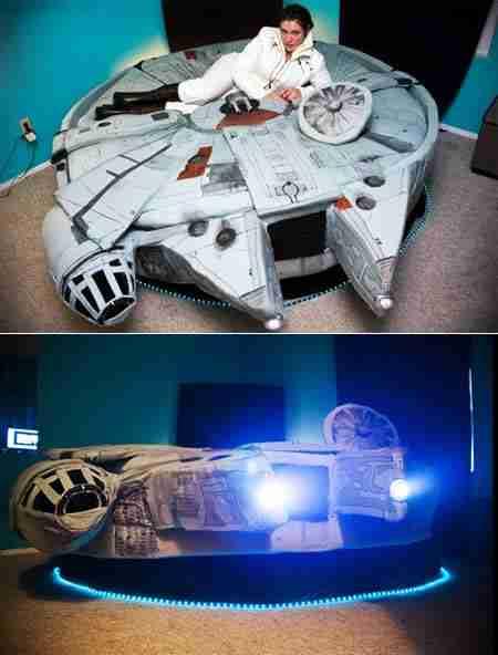 Κρεβάτι Millennium Falcon