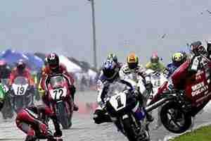 Αγώνες μοτοσυκλέτας