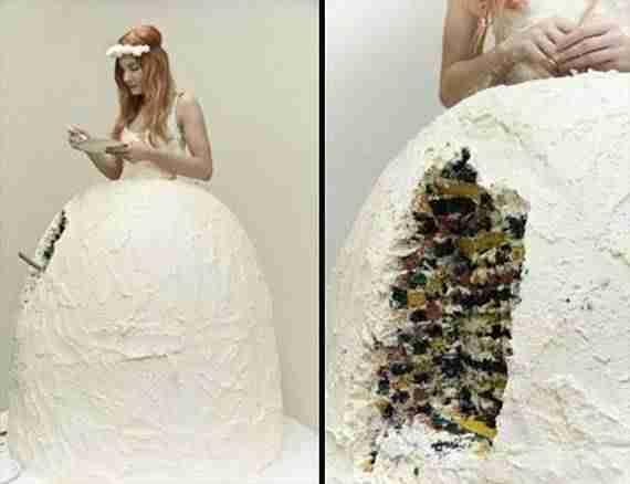 Φόρεμα κέικ