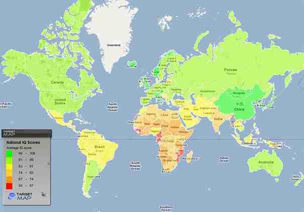 Παράξενοι Παγκόσμιοι Χάρτες