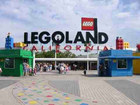 Ταξίδι στην Legoland