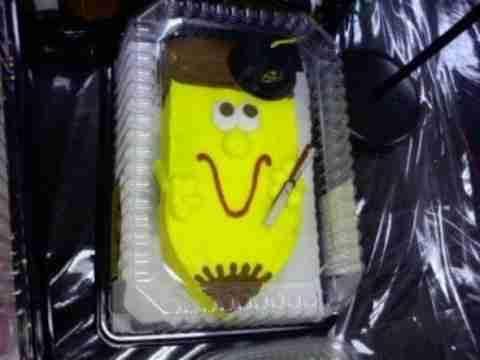 Πρωτότυπες τούρτες επιτυχίας