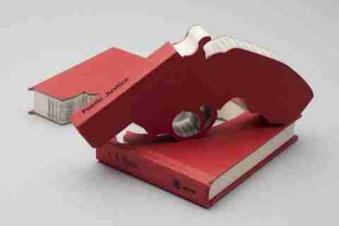 Βιβλία, αλλά όχι για διάβασμα..