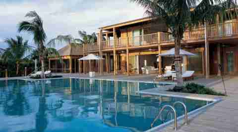 Necker Island, διακοπές στον Παράδεισο