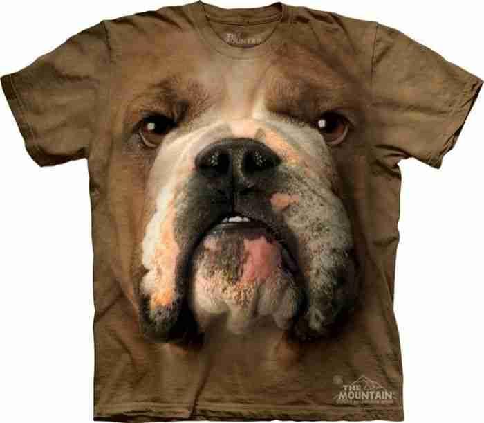 Εντυπωσιακά μπλουζάκια με ζώα!