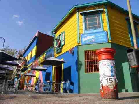 Οι 10 πιο πολύχρωμες πόλεις στον κόσμο