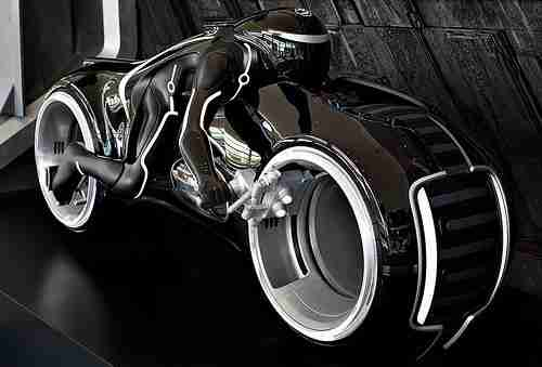 Tron Legacy Light Cycle Concept