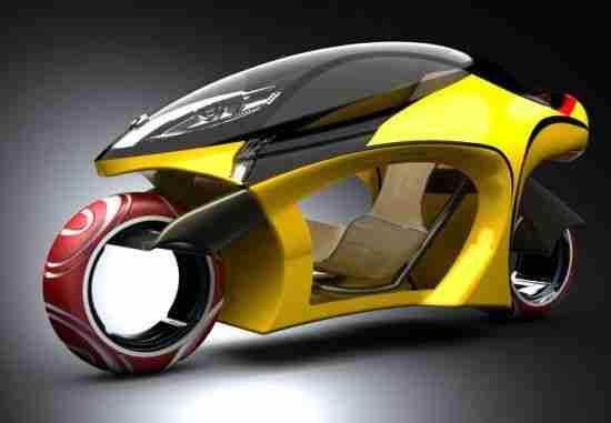Leo Motorcycle Concept