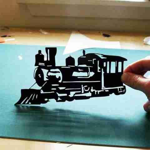 Papercuts από τον Joe Bagley